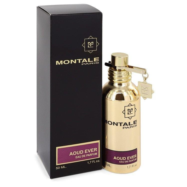 Montale Aoud Ever by Montale Eau De Parfum Spray (Unisex) 1.7 oz for Women - Oliavery