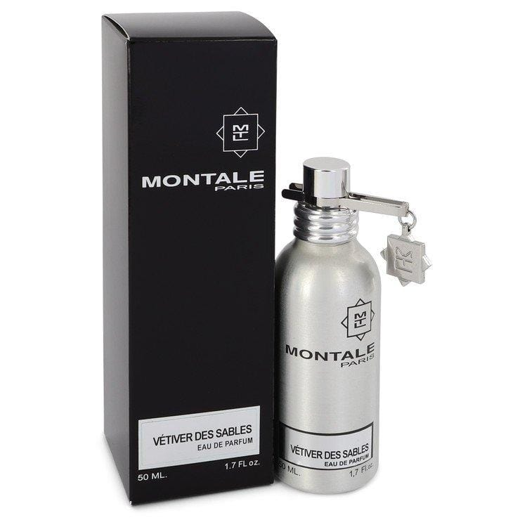 Montale Vetiver Des Sables by Montale Eau De Parfum Spray (Unisex) 1.7 oz for Women - Oliavery