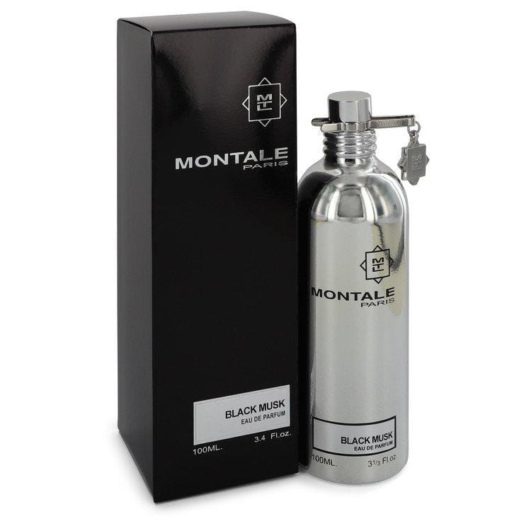 Montale Black Musk by Montale Eau De Parfum Spray (Unisex) 3.4 oz for Women - Oliavery