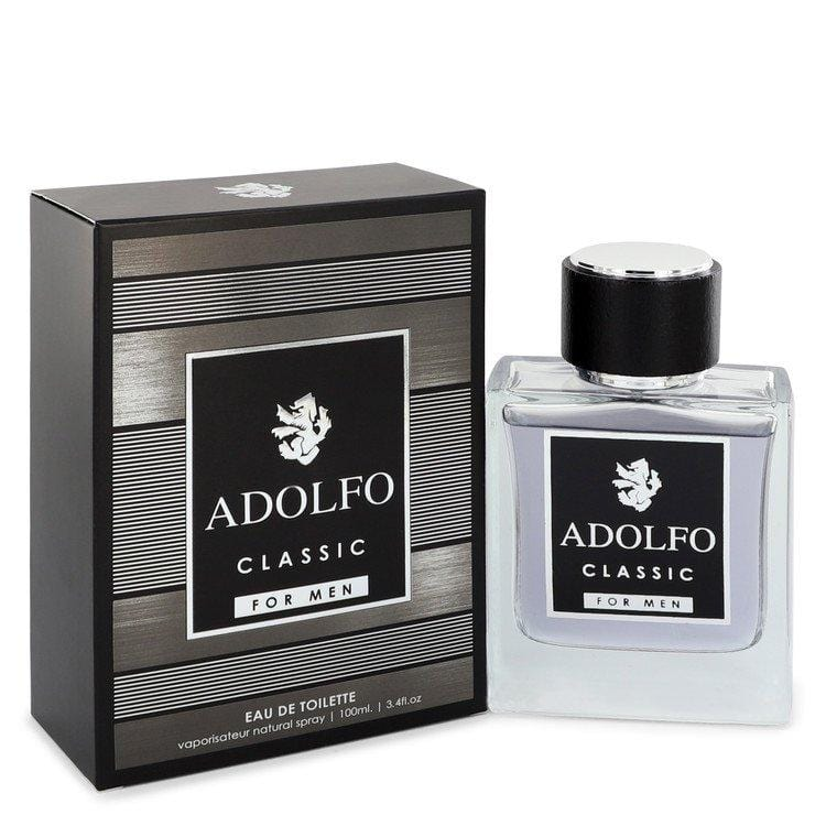 Adolfo Classic by Francis Denney Eau De Toilette Spray 3.4 oz for Men - Oliavery