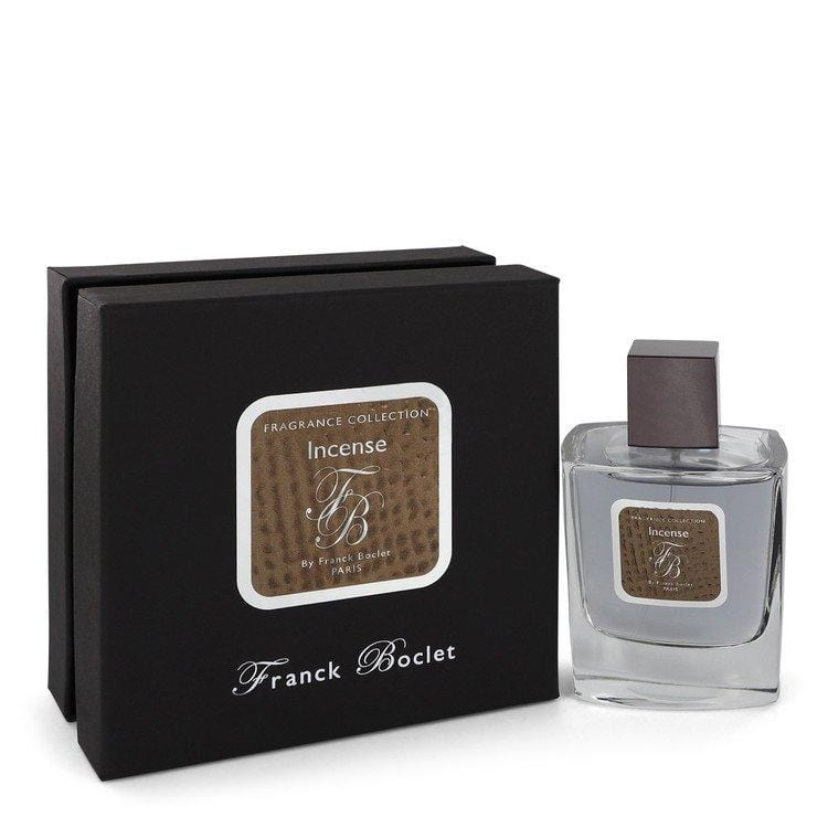 Franck Boclet Incense by Franck Boclet Eau De Parfum Spray 3.4 oz for Men - Oliavery