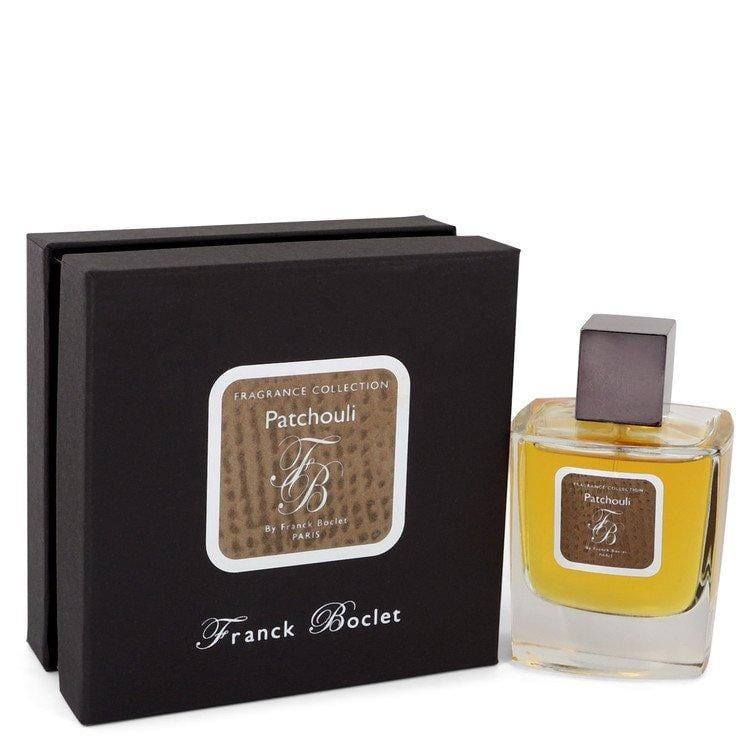 Franck Boclet Patchouli by Franck Boclet Eau De Parfum Spray 3.4 oz for Men - Oliavery