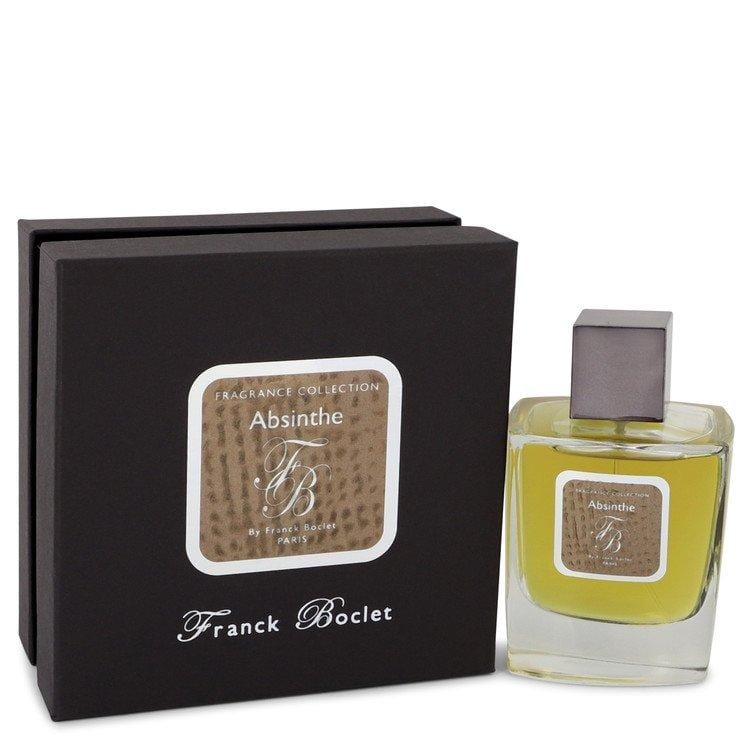 Franck Boclet Absinthe by Franck Boclet Eau De Parfum Spray (unisex) 3.4 oz for Women - Oliavery