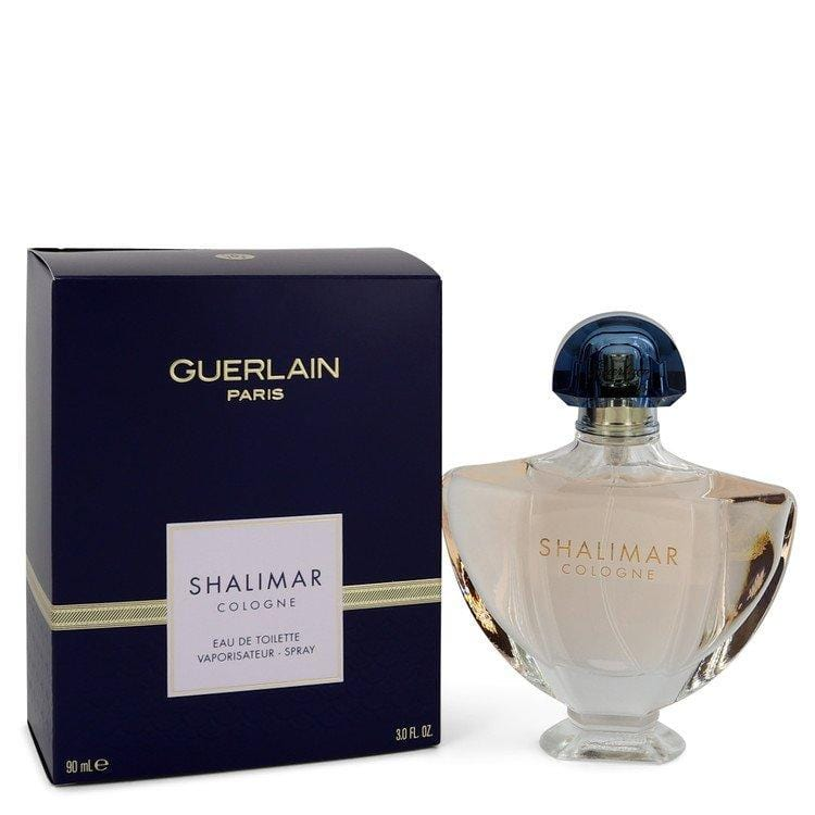 Shalimar Cologne by Guerlain Eau De Toilette Spray for Women