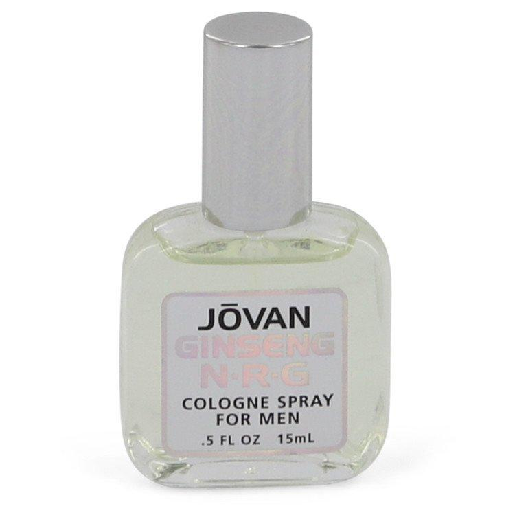 Jovan Ginseng NRG by Jovan Cologne Spray (unboxed) .5 oz for Men