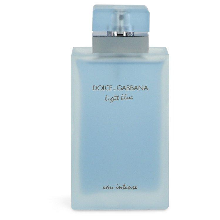 Light Blue Eau Intense by Dolce & Gabbana Eau De Parfum Spray (unboxed) 3.3 oz for Women