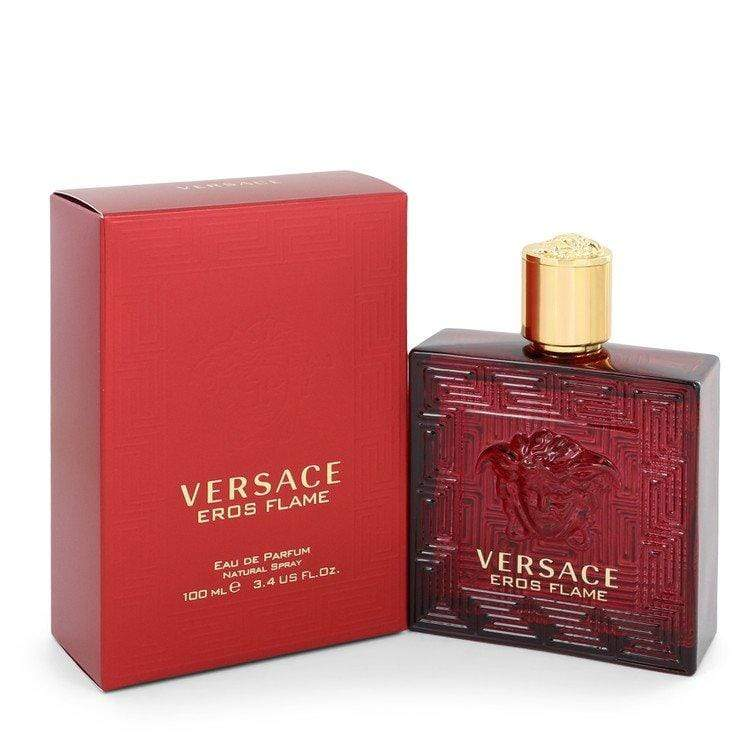 Versace Eros Flame by Versace Eau De Parfum Spray for Men - Oliavery