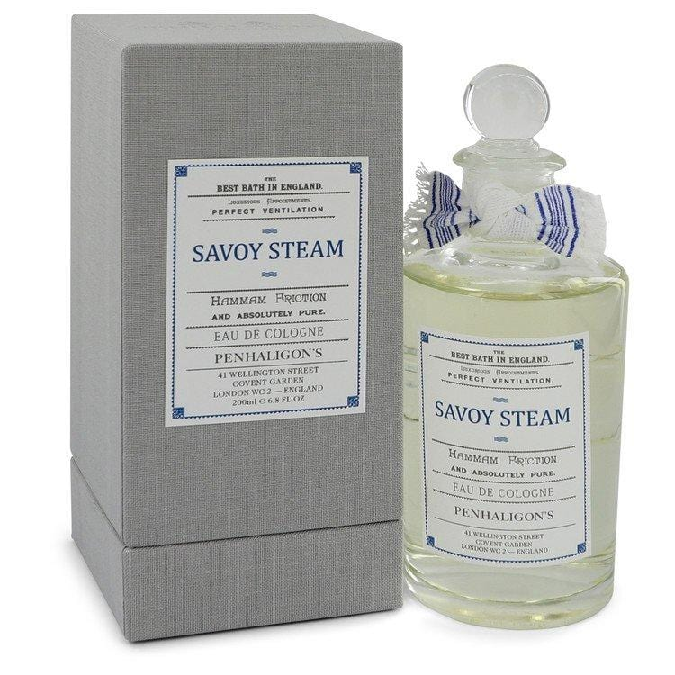 Savoy Steam by Penhaligon's Eau De Cologne (Unisex) 6.8 oz for Men - Oliavery