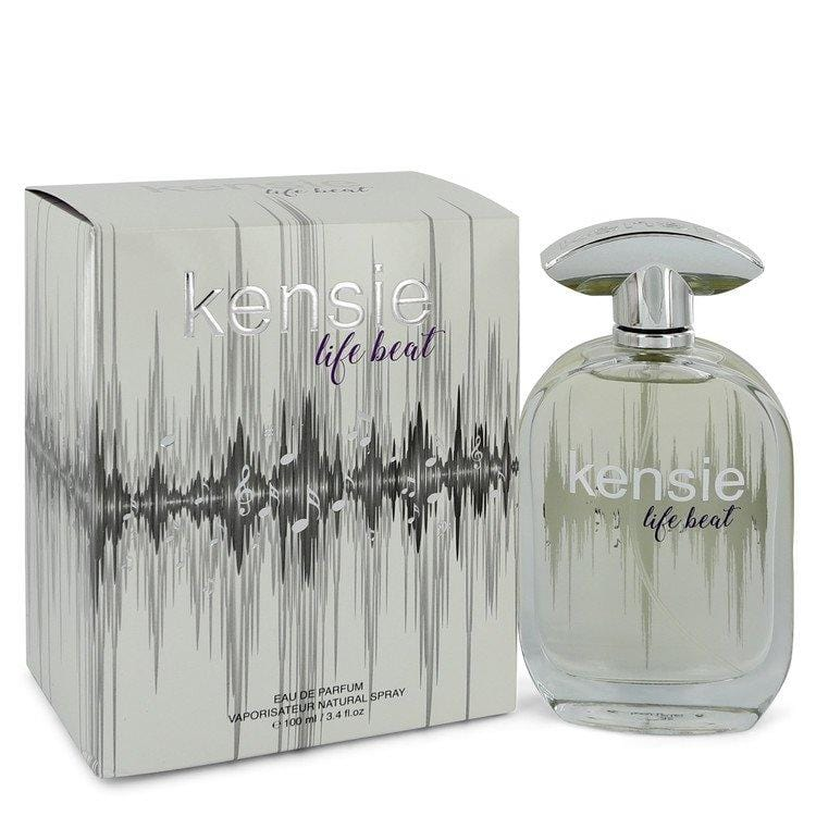 Kensie Life Beat by Kensie Eau De Parfum Spray 3.4 oz for Women - Oliavery