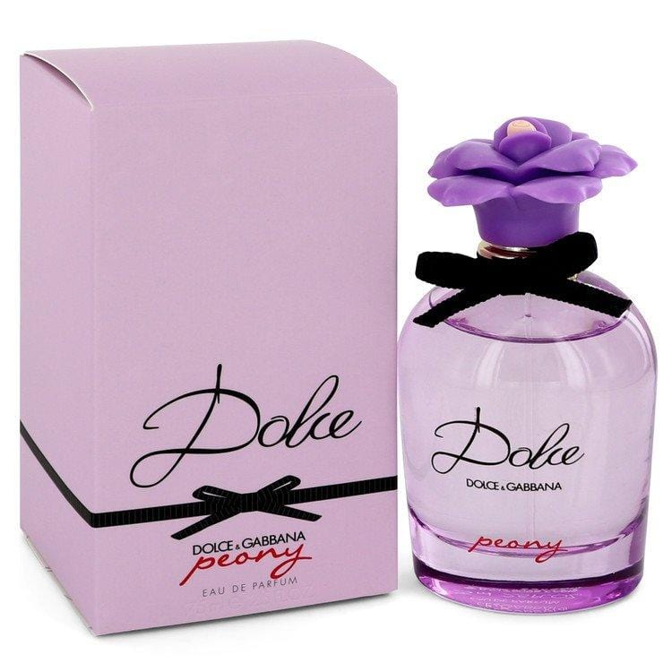 Dolce Peony by Dolce & Gabbana Eau De Parfum Spray for Women - Oliavery