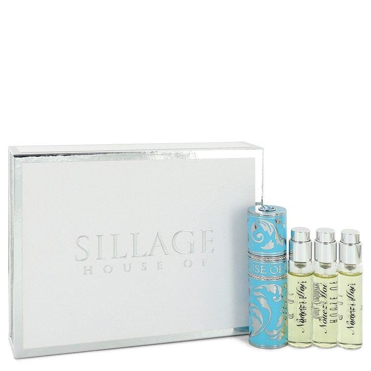 Nouez Moi by House of Sillage Four travel size Extrait De Parfum Sprays 4 x .27 oz for Women