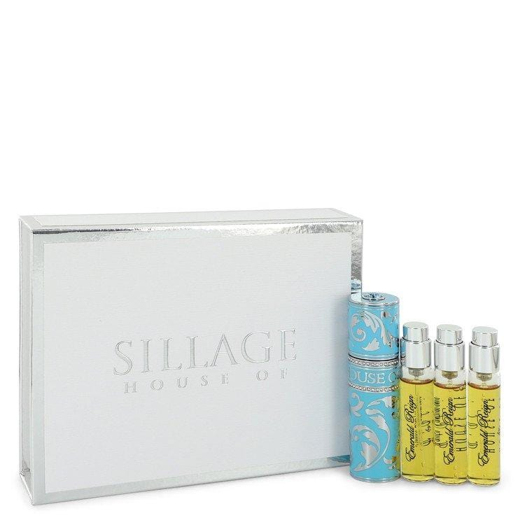 Emerald Reign by House of Sillage Four travel size Extrait De Parfum Sprays 4 x .27 oz for Women - Oliavery