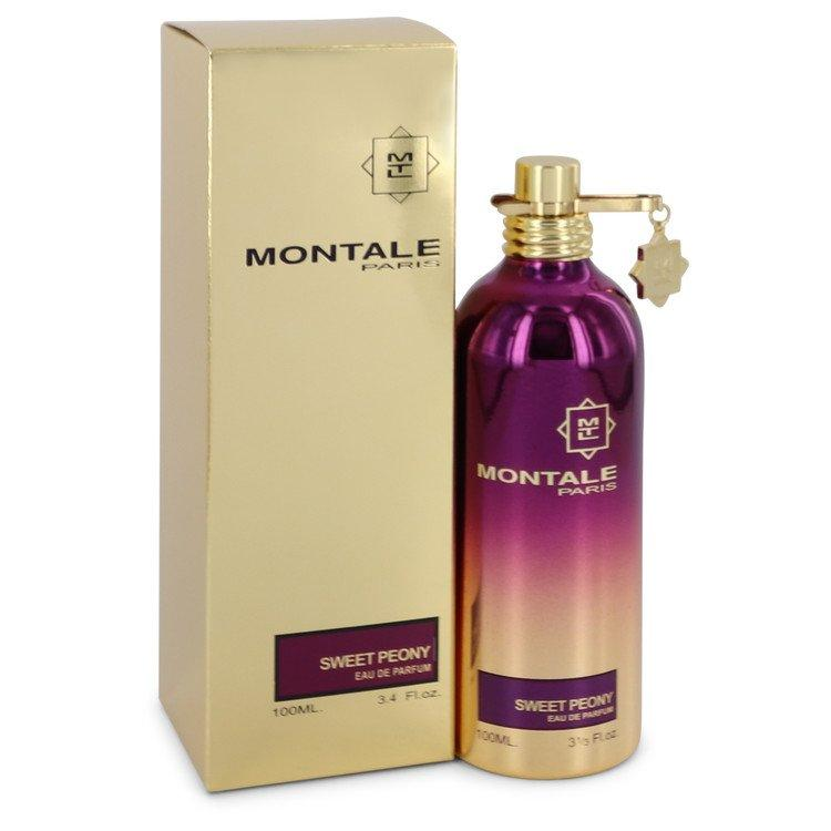 Montale Sweet Peony by Montale Eau De Parfum Spray 3.4 oz for Women - Oliavery