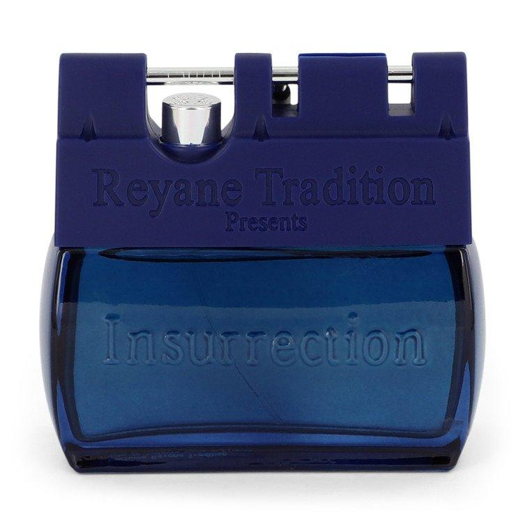 Insurrection Blue by Reyane Tradition Eau De Toilette (unboxed) 3.3 oz for Men