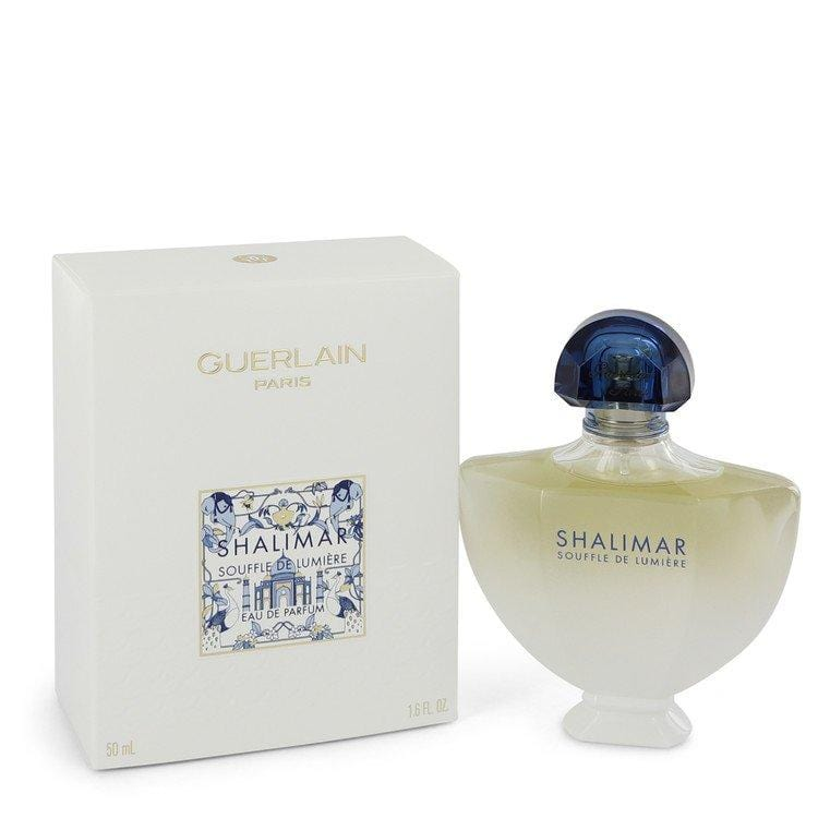 Shalimar Souffle De Lumiere by Guerlain Eau De Parfum Spray 1.6 oz for Women - Oliavery