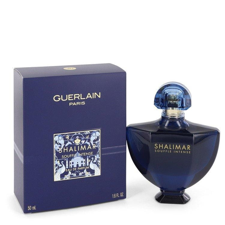 Shalimar Souffle Intense by Guerlain Eau De Parfum Spray 1.6 oz for Women - Oliavery