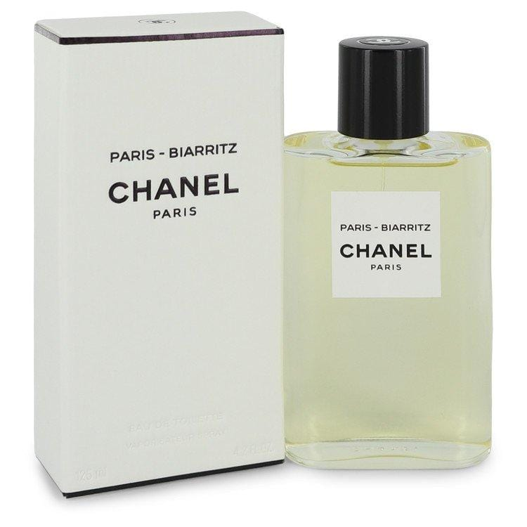 Chanel Paris Biarritz by Chanel Eau De Toilette Spray 4.2 oz for Women - Oliavery