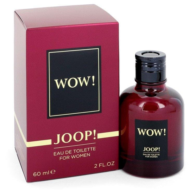 Joop Wow by Joop! Eau De Toilette Spray (2019) 2 oz for Women - Oliavery