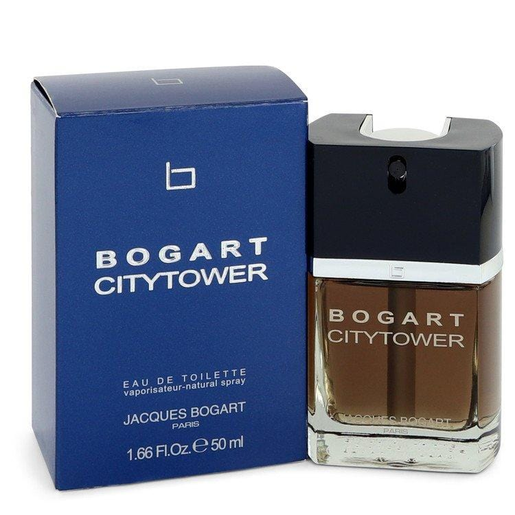 Bogart City Tower by Jacques Bogart Eau De Toilette Spray 1.6 oz  for Men - Oliavery