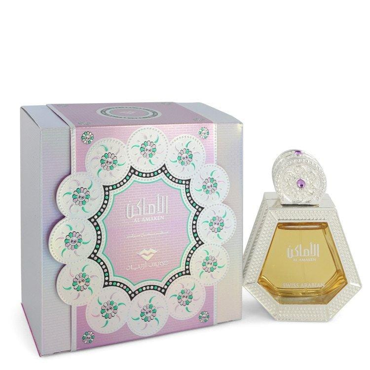 Al Amaken by Swiss Arabian Eau De Parfum Spray (Unisex) 1.7 oz for Women - Oliavery