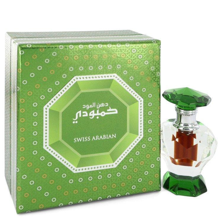 Dood Cambodi by Swiss Arabian Attar (Unisex) .1 oz for Women - Oliavery