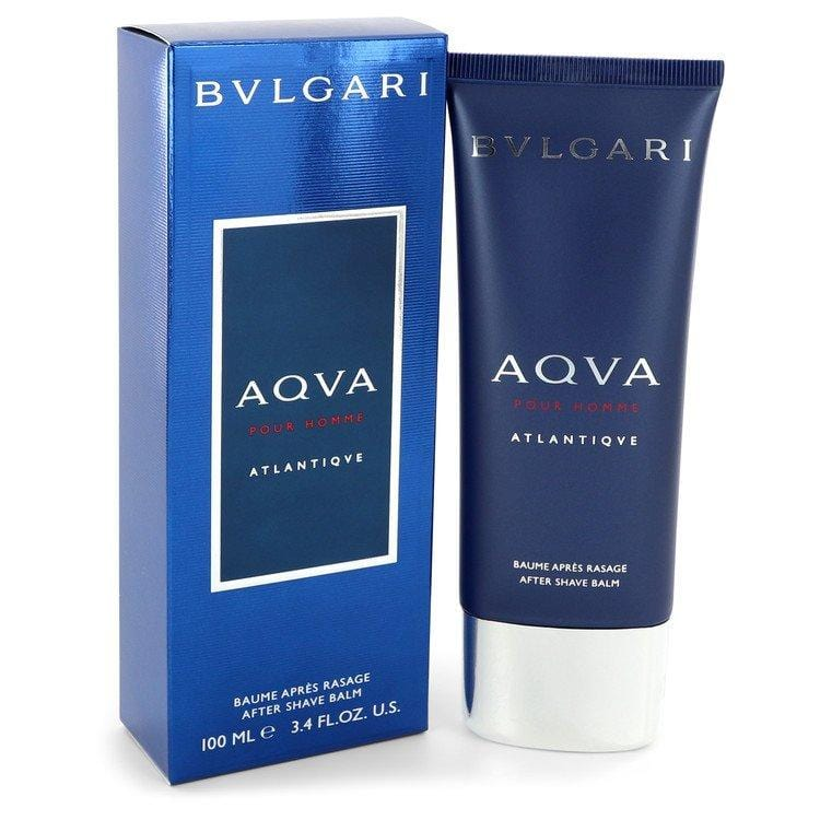 Bvlgari Aqua Atlantique by Bvlgari After Shave Balm 3.4 oz  for Men - Oliavery
