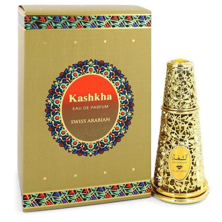 Swiss Arabian Kashkha by Swiss Arabian Eau De Parfum Spray 1.7 oz for Women - Oliavery
