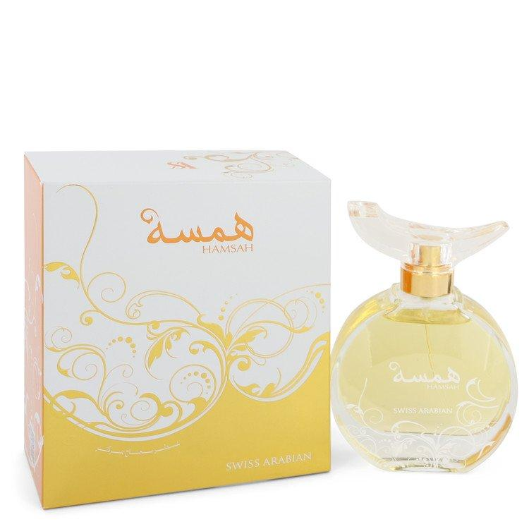 Swiss Arabian Hamsah by Swiss Arabian Eau De Parfum Spray 2.7 oz for Women - Oliavery