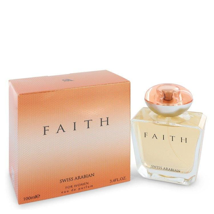 Swiss Arabian Faith by Swiss Arabian Eau De Parfum Spray 3.4 oz for Women - Oliavery