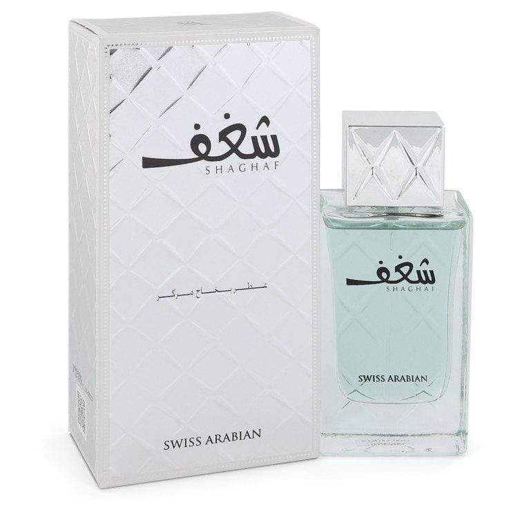 Swiss Arabian Shaghaf by Swiss Arabian Eau De Parfum Spray 2.5 oz for Men - Oliavery