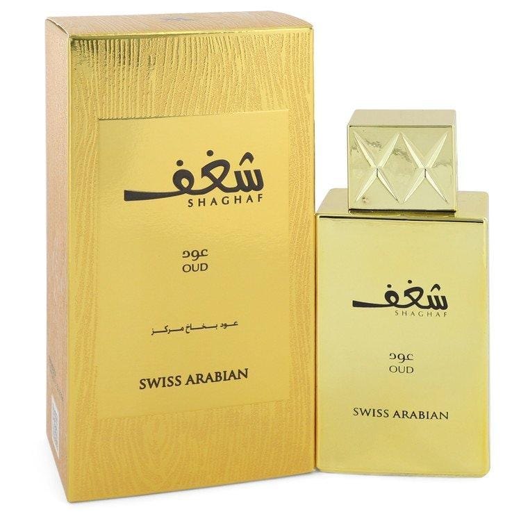 Shaghaf Oud by Swiss Arabian Eau De Parfum Spray 2.5 oz for Women - Oliavery