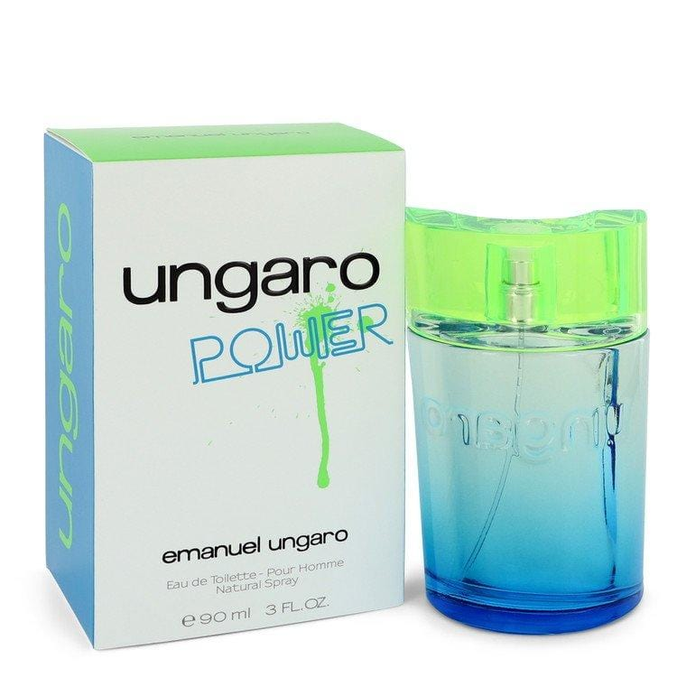 Ungaro Power by Ungaro Eau De Toilette Spray 3 oz for Men - Oliavery