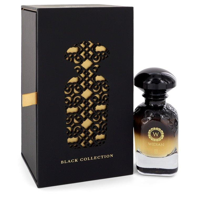 Widian Black II by Widian Extrait De Parfum Spray (Unisex) 1.67 oz for Women - Oliavery