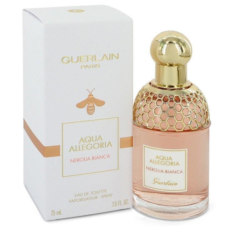 Aqua Allegoria Nerolia Bianca by Guerlain Eau De Toilette Spray 2.5 oz for Women - Oliavery