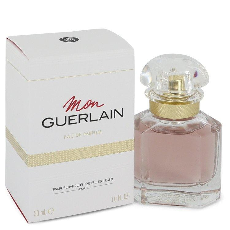 Mon Guerlain by Guerlain Eau De Parfum Spray 1 oz for Women - Oliavery