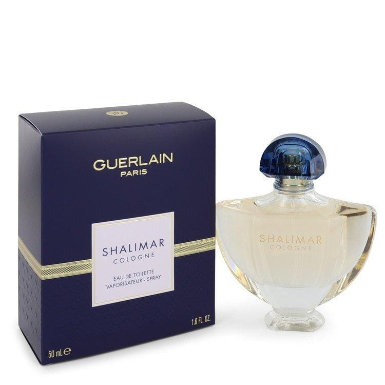 Shalimar Cologne by Guerlain Eau De Toilette Spray for Women - Oliavery