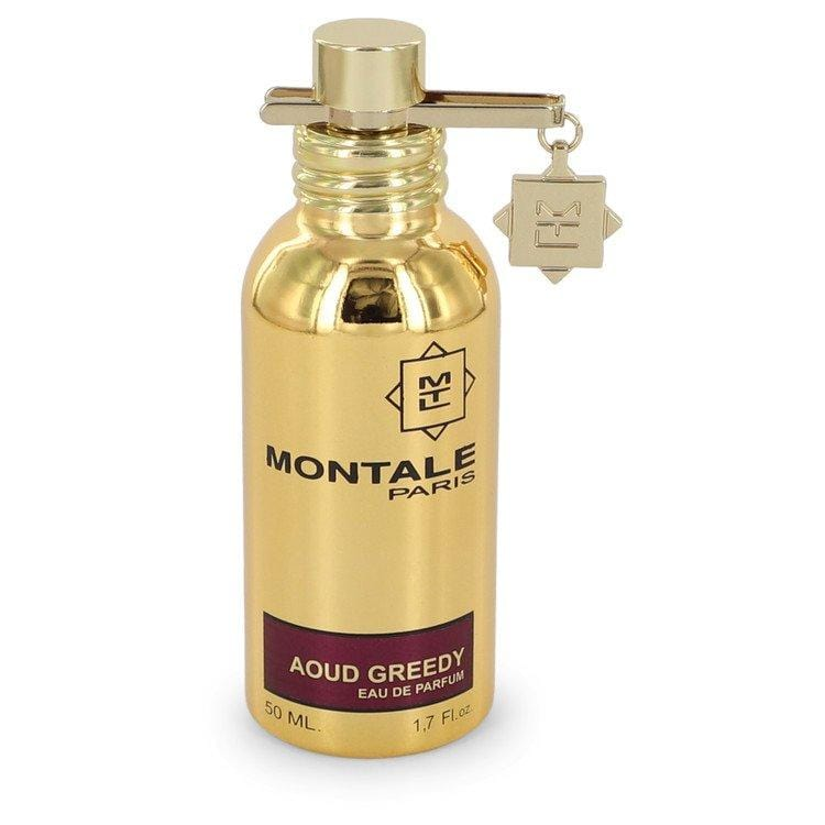 Montale Aoud Greedy by Montale Eau De Parfum Spray (Unisex unboxed) 1.7 oz  for Women - Oliavery