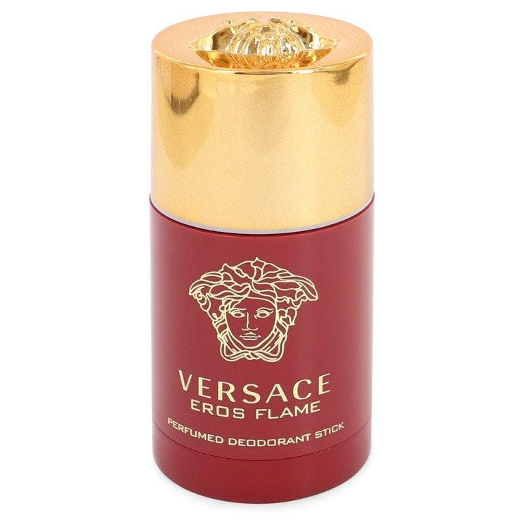 Versace Eros Flame by Versace Deodorant Stick 2.5 oz for Men - Oliavery