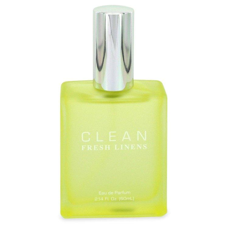 Clean Fresh Linens by Clean Eau De Parfum Spray (unboxed) 2.14 oz for Women - Oliavery