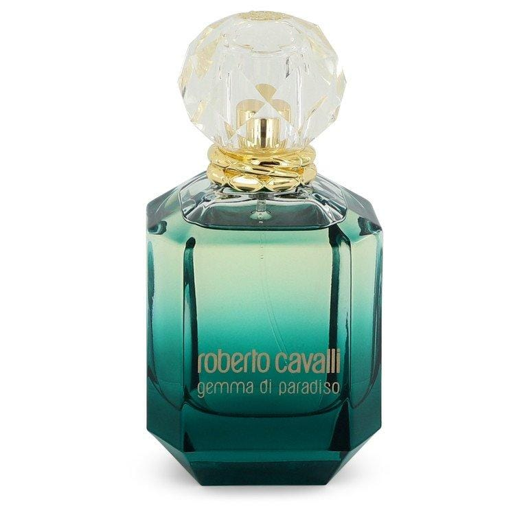 Roberto Cavalli Gemma Di Paradiso by Roberto Cavalli Eau De Parfum Spray (unboxed) 2.5 oz  for Women