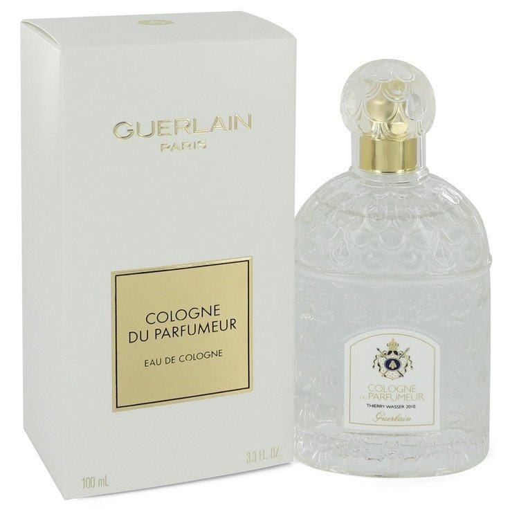 Cologne Du Parfumeur by Guerlain Eau De Cologne Spray 3.3 oz for Women - Oliavery