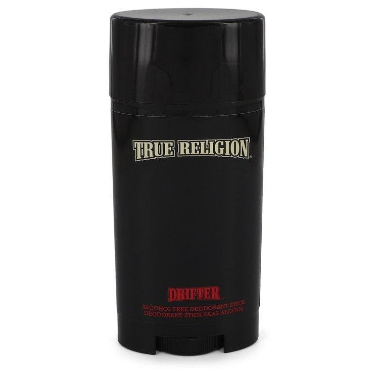True Religion Drifter by True Religion Deodorant Stick (Alcohol Free) 2.75 oz  for Men - Oliavery