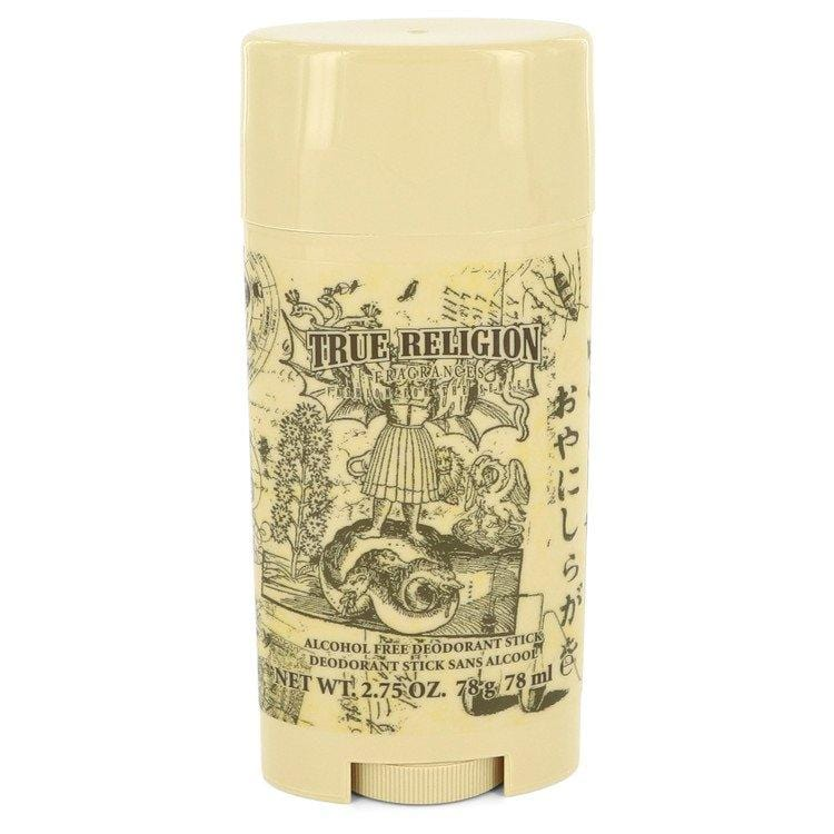 True Religion by True Religion Deodorant Stick (Alcohol Free) 2.75 oz  for Men - Oliavery