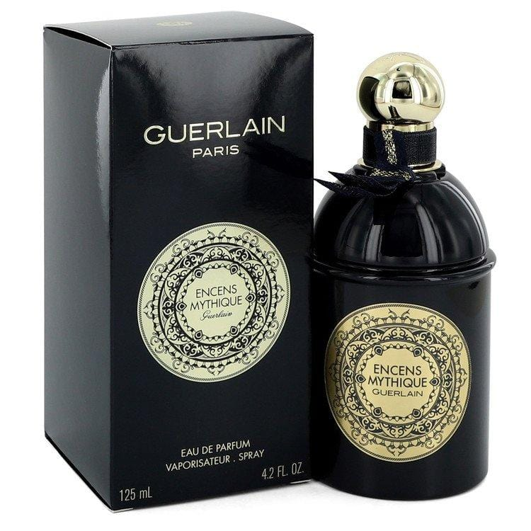 Encens Mythique D'orient by Guerlain Eau De Parfum Spray (Unisex) 4.2 oz for Women - Oliavery
