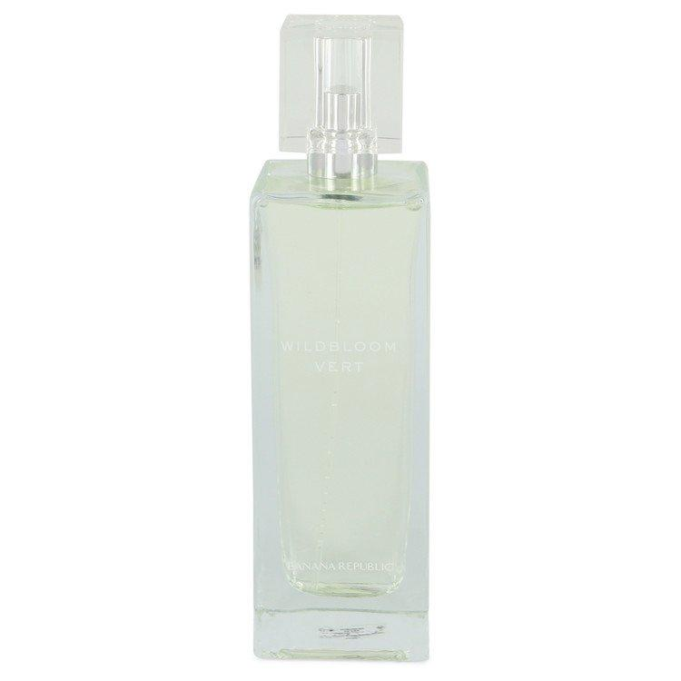 Banana Republic Wildbloom Vert by Banana Republic Eau De Parfum Spray (unboxed) 3.4 oz  for Women