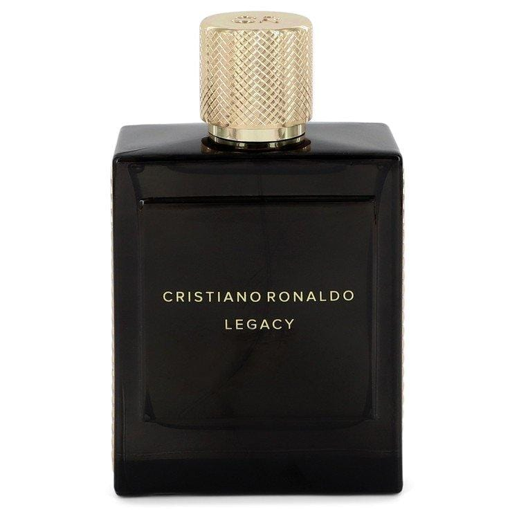 Cristiano Ronaldo Legacy by Cristiano Ronaldo Eau De Toilette Spray 3.4 oz for Men - Oliavery