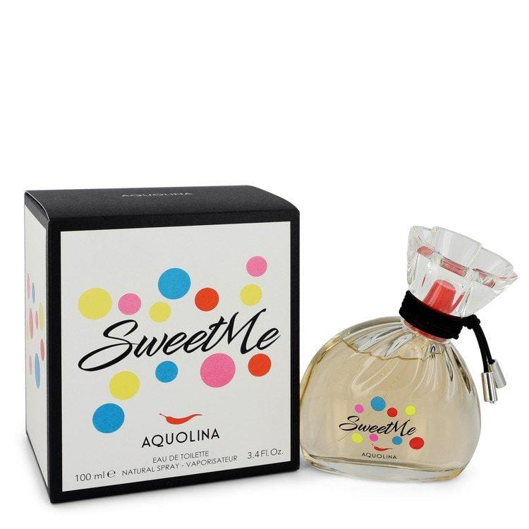 Sweet Me by Aquolina Eau De Toilette Spray 3.4 oz for Women - Oliavery