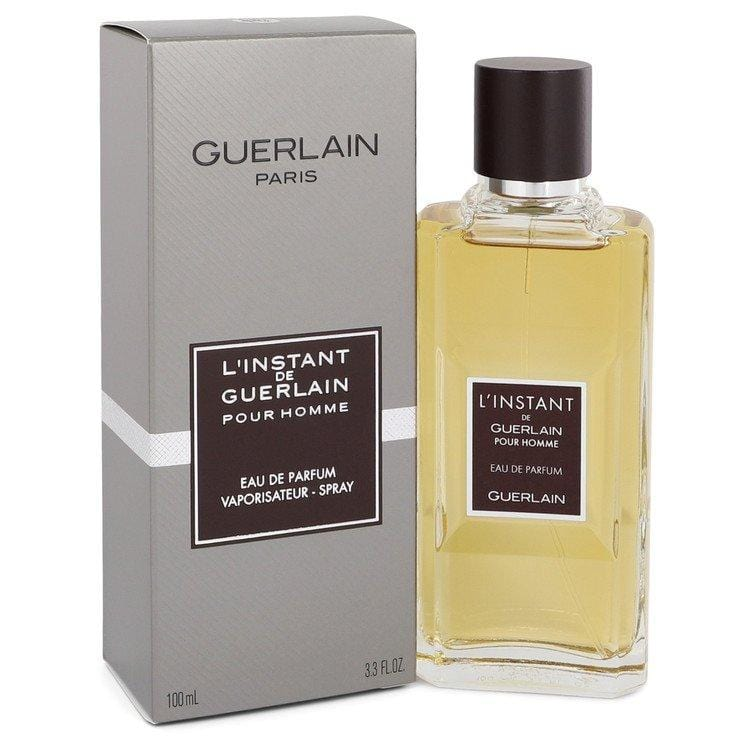 L'instant by Guerlain Eau De Parfum Spray 3.3 oz  for Men - Oliavery