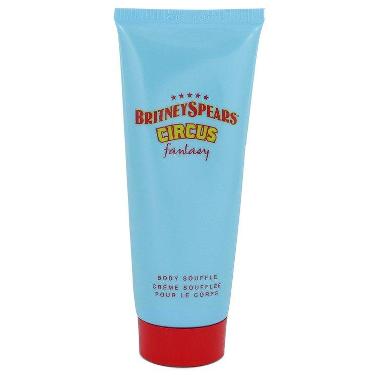 Circus Fantasy by Britney Spears Body Souffle 3.3 oz  for Women - Oliavery