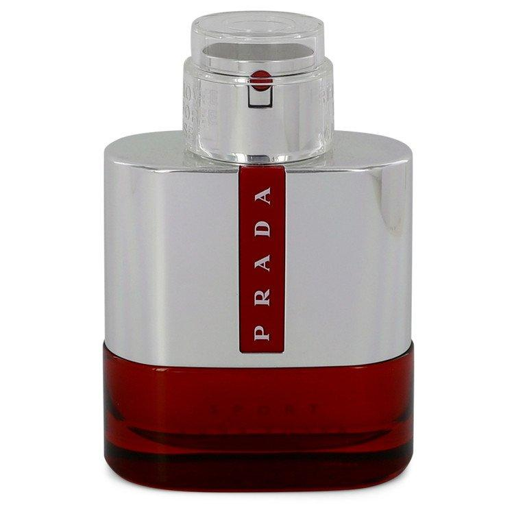 Prada Luna Rossa Sport by Prada Eau De Toilette Spray (unboxed) 1.7 oz  for Men